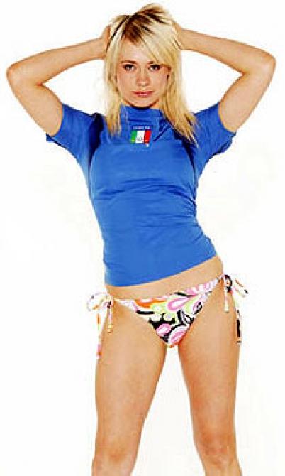 Italian babe