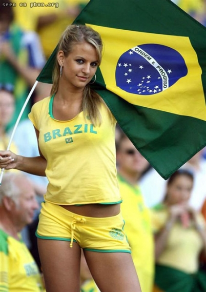 Representing Brazil